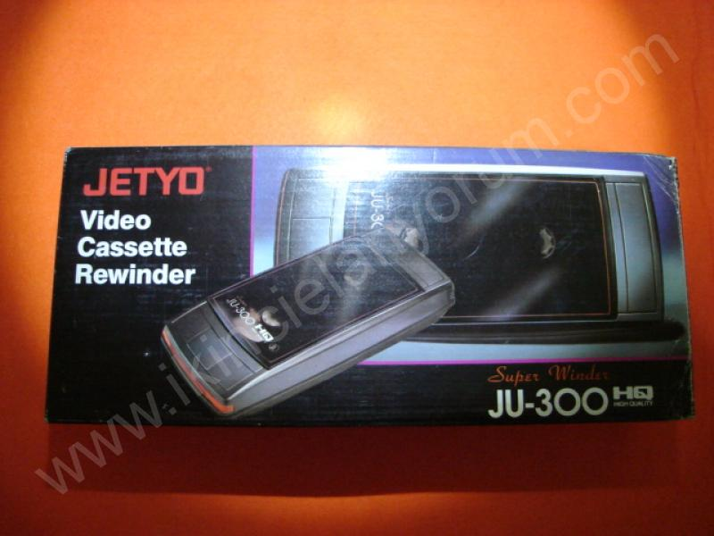 VHS VIDEO KASET SARICI JETYO JU-300