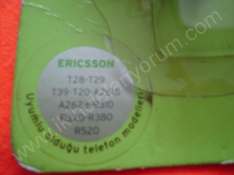 ERICSSON T20-T28-T39-ORIGINAL SEYAHAT ŞARZ CİHAZI