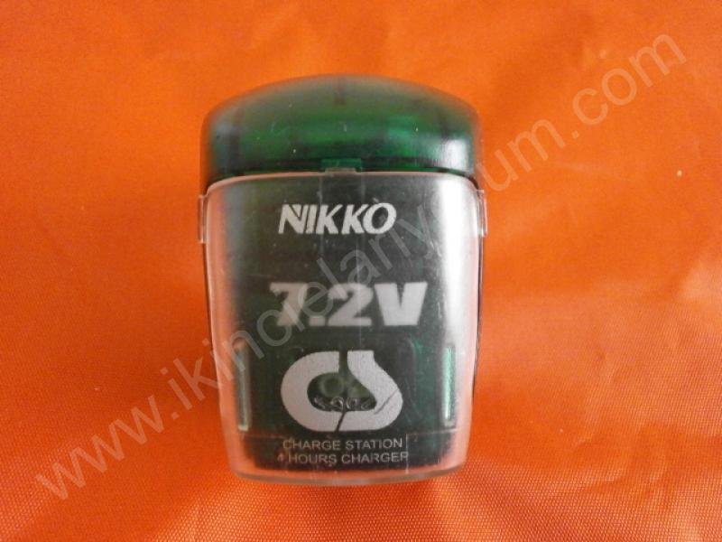 NIKKO BC-710A ŞARZ CİHAZI 7.2V