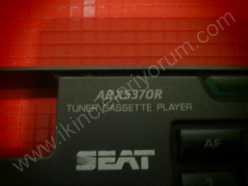 CLARION ARX5370R SEAT ÇIKMA TEYP KAFASI