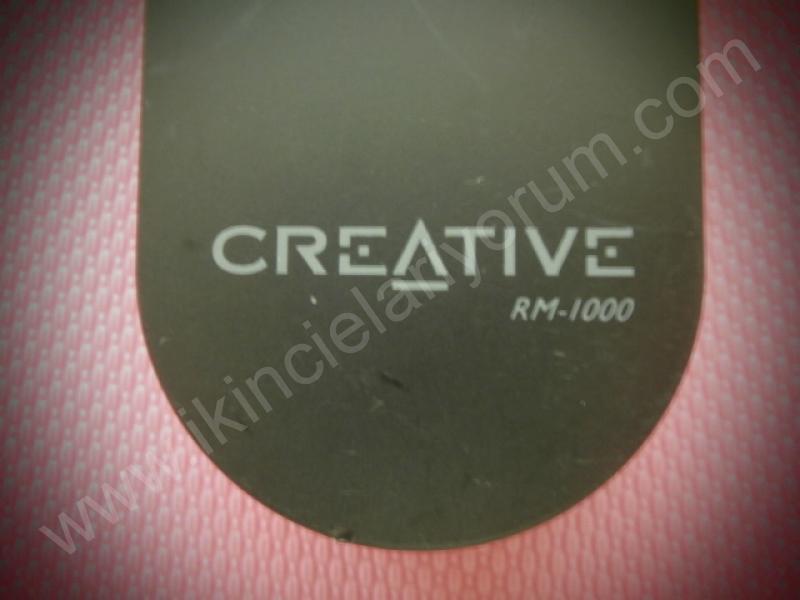 Creative RM-1000 Ses Sistemi Uzaktan Kumandası