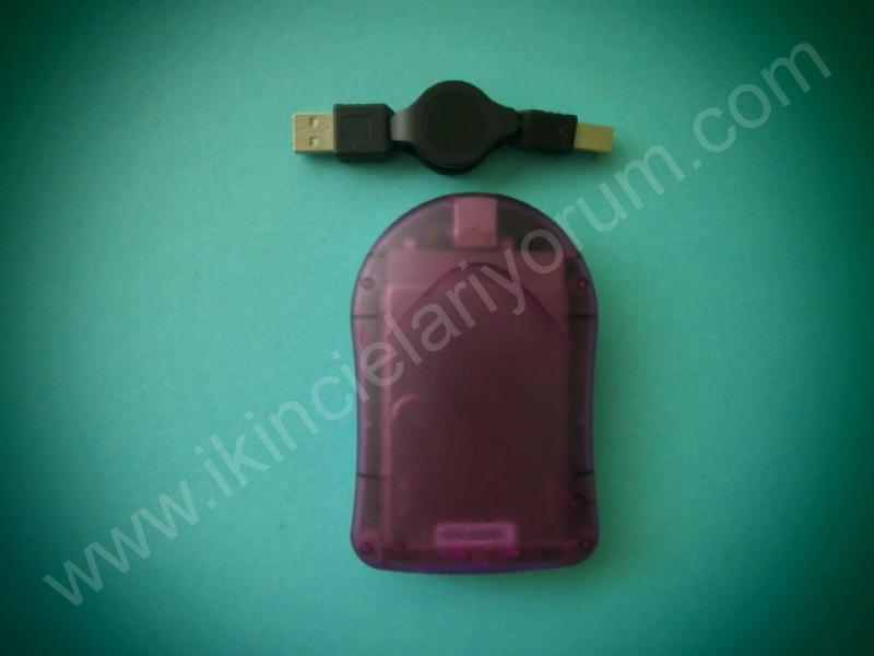 PowerColor UC40B usb Click 40 mb Portable Mini Drive