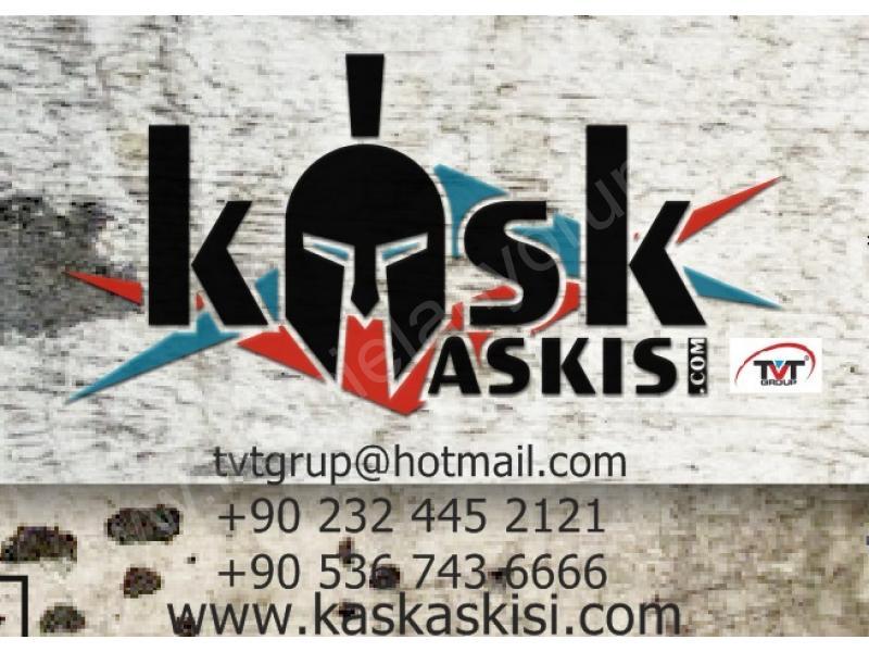 TVT GRUP - KASK ASKISI YENİLİKLERİN ÖNCÜSÜ TVT GRUPTAN!