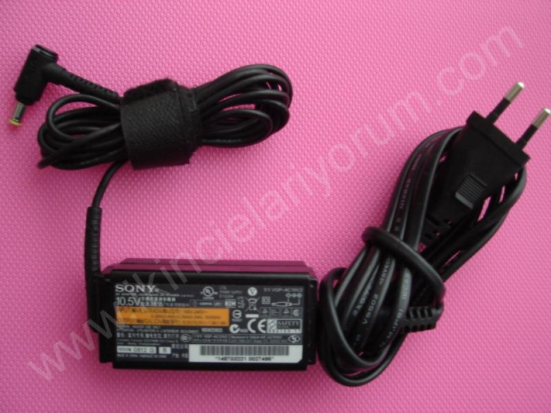 SONY VAIO VGP-AC10V2 10.5V 1.9A ADAPTER