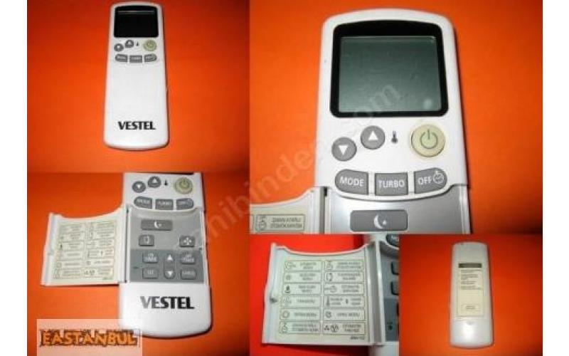 VESTEL ARH-112 DB93-00087D ORIGINAL KLİMA KUMANDASI