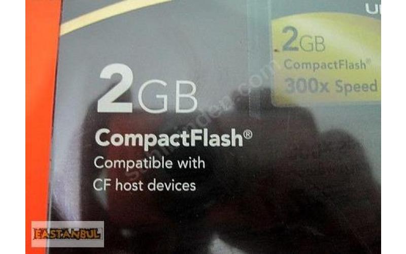 LEXAR UDMA PROFESSIONAL 2 GB COMPACTFLASH HAFIZA KARTI