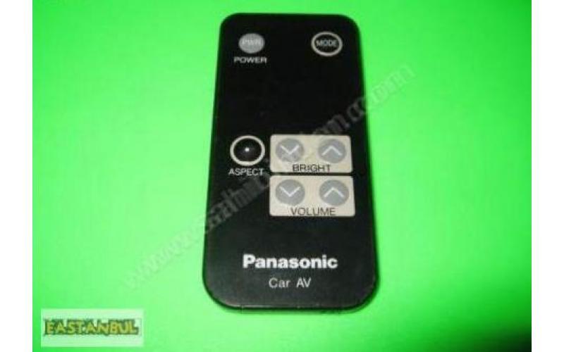 PANASONIC CAR AV YEFX9992114 UZAKTAN KUMANDA
