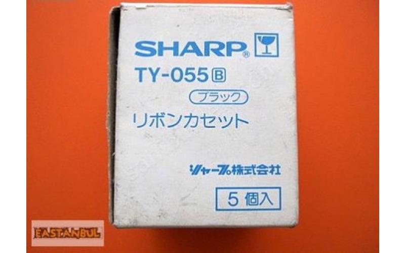 SHARP TY-055BE ELEKTRONİK DAKTİLO WL1000C ŞERİDİ - FILM RIBBON