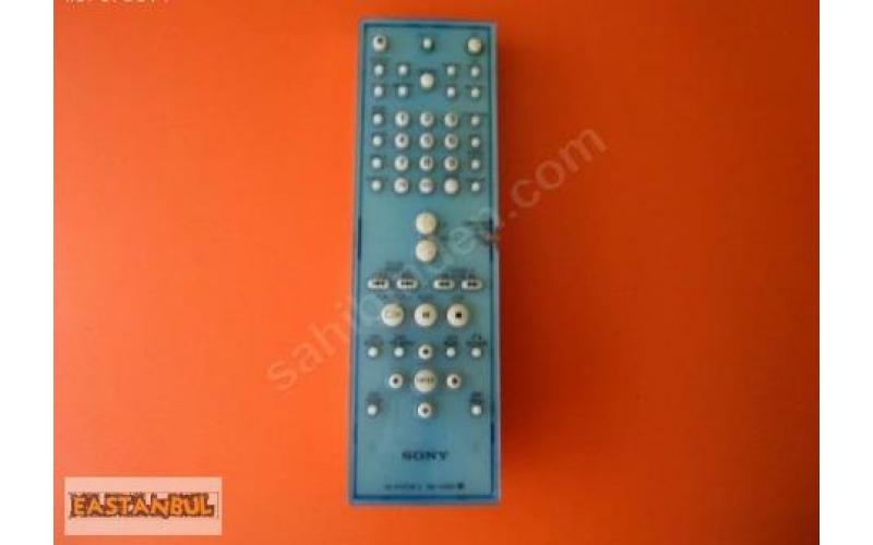 SONY RM-SS880 AV SYSTEM 3 ORIGINAL UZAKTAN KUMANDA