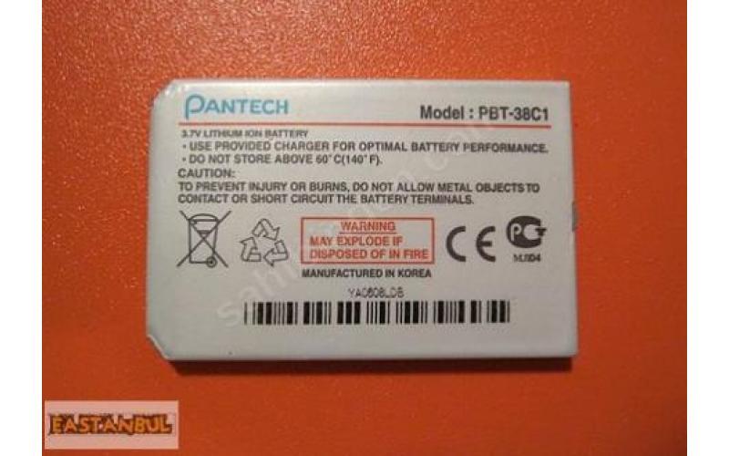 PANTECH PBT-38C1 ORIGINAL BATARYA