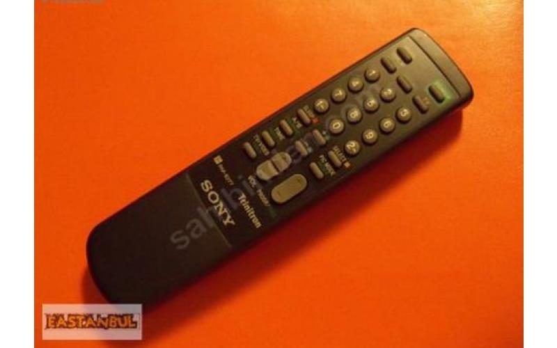 SONY RM-827T TRINITRON TV UZAKTAN KUMANDASI