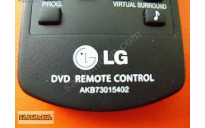 LG DVD UZAKTAN KUMANDASI AKB73015402