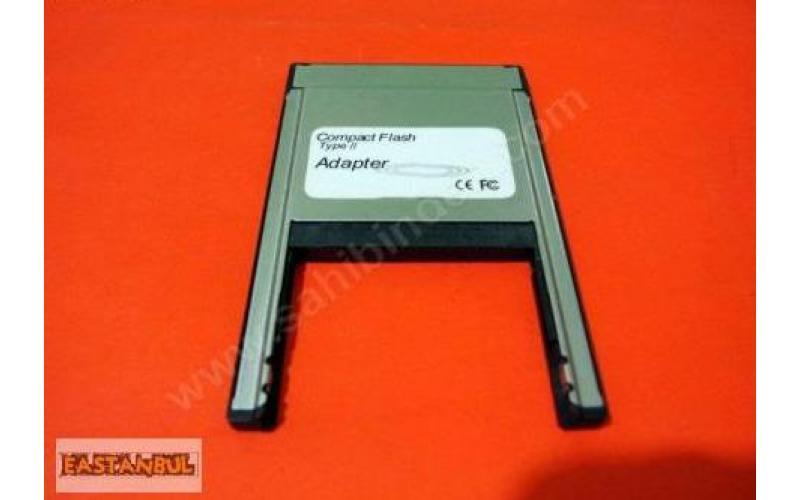 COMPACTFLASH TYPE II PCMCIA ADAPTER