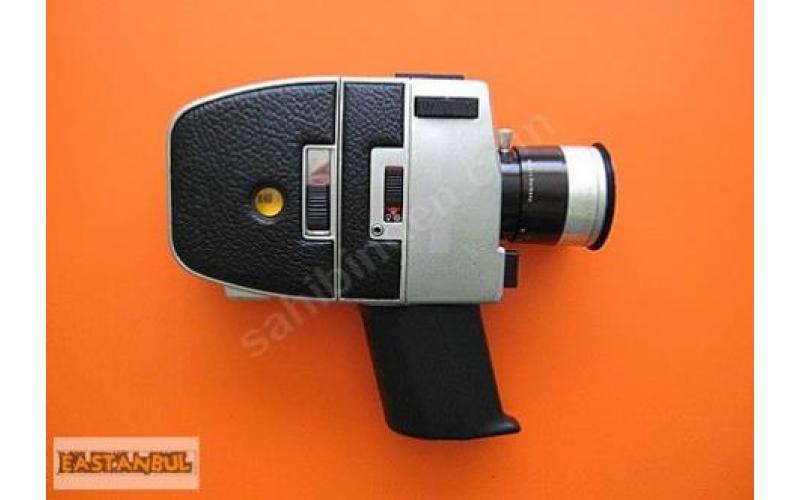 BAUER C2B SUPER 8mm KAMERA VINTAGE